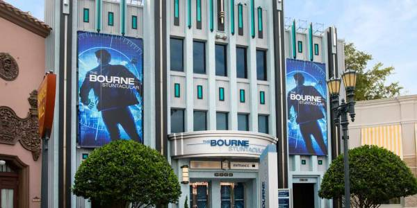 The Bourne Stuntacular at Universal Orlando