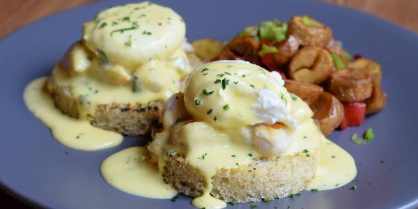 The Old Jailhouse in Sanford - crab benny