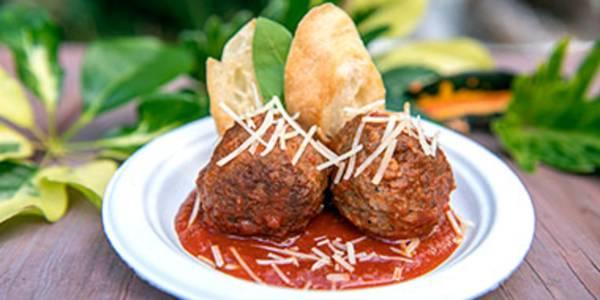SeaWorld Orlando - A Taste of Seven Seas food festival - Italian