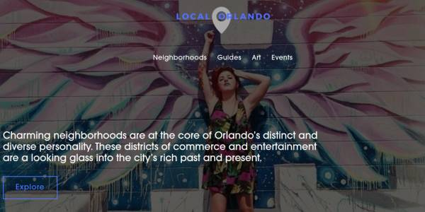 Orlando Main Streets Launches Local Orlando' Visitors Guide
