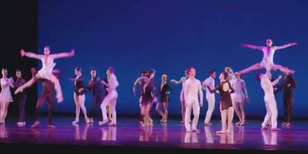 The Orlando Ballet documentary Sur Les Pointes