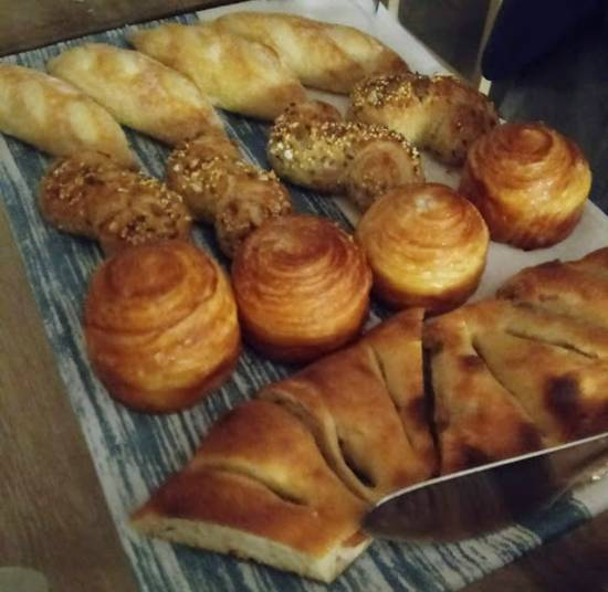 Knife & Spoon at The Ritz-Carlton Orlando Grande Lakes - bread service