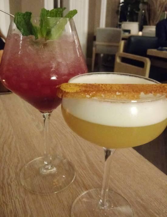 Knife & Spoon at The Ritz-Carlton Orlando Grande Lakes - drinks