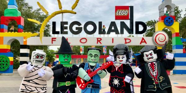 Brick or Treat Returns to LEGOLAND Florida