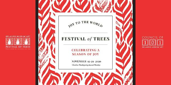 2020 Festival Of Trees  at Orlando Museum Of Art