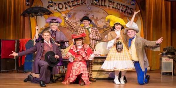 Hoop Dee Doo cast at Walt Disney World