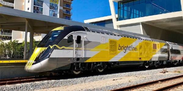 Brightline high speed rail