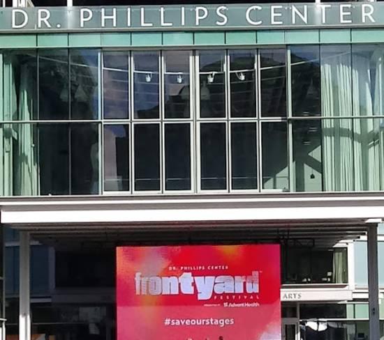 Dr. Phillips Center - Frontyard Festival