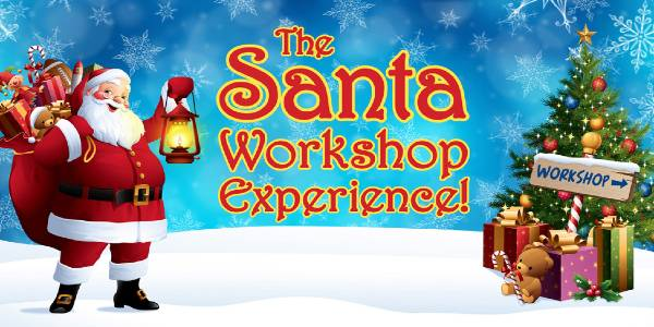 The Santa Workshop Experience is coming to ICON Park