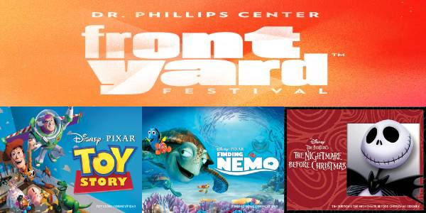 Dr. Phillips Center's Frontyard Festival to Host Disney Movie Nights