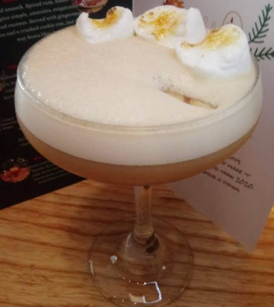 Holiday Drinks at Hawkers Asian Street Fare - Get Toasted