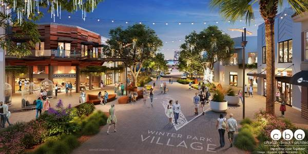 Winter Park Village to Undergo Multimillion Dollar Revamp