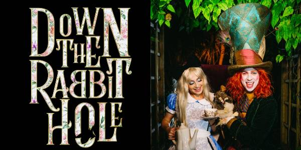 Creative City Project's Down The Rabbit Hole