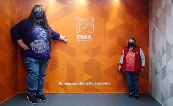 Museum of Illusions Orlando at ICON Park