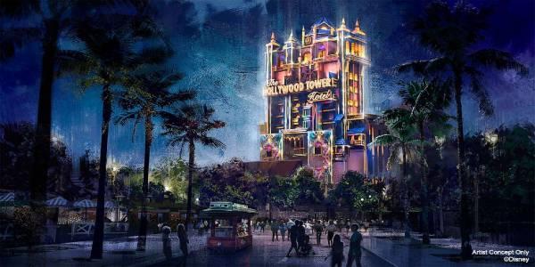 Walt Disney World's 50th Anniversary - artist rendering
