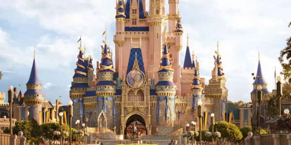 Walt Disney World's 50th Anniversary