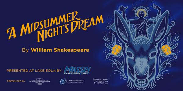 Orlando Shakes presents A Midsummer Night's Dream