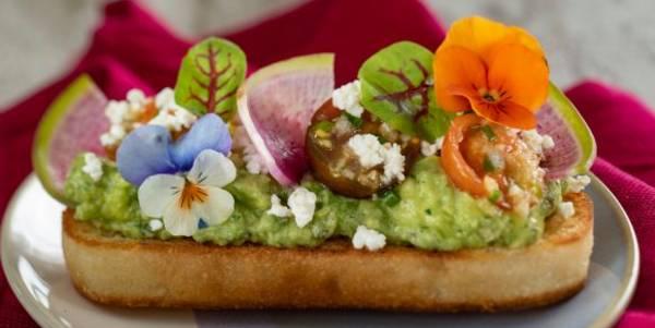 Taste of EPCOT International Flower & Garden Festival - Avocado Toast