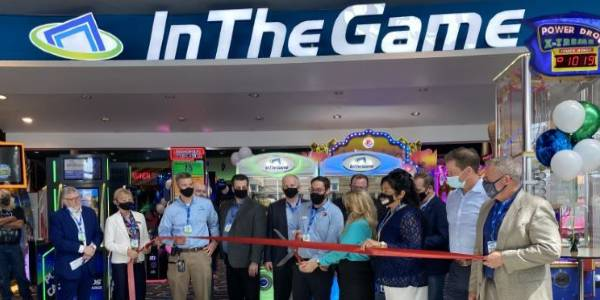 In The Game Opens at Orlando's ICON Park