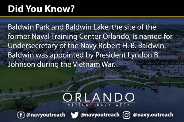 Orlando Navy Week
