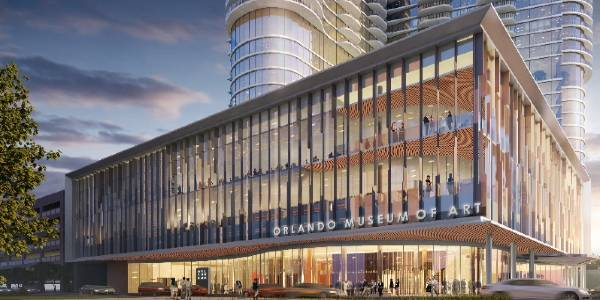 Orlando Museum of Art Plans Downtown Orlando Expansion