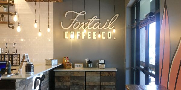 Foxtail Coffee has teamed up with Kelly's Homemade Ice Cream and Ravenous Pig Brewing for a new Winter Park location