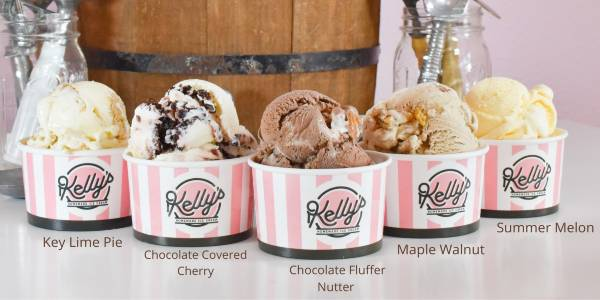 Kelly's Homemade Ice Cream - June 2021 Limited Flavors