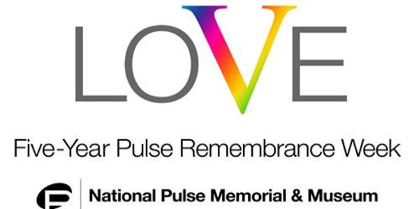 Five-Year Pulse Remembrance Week Events for 2021