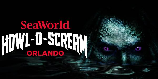 SeaWorld Orlando Howl-O-Scream 2021
