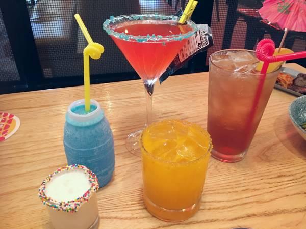 Hawkers birthday drinks 2021