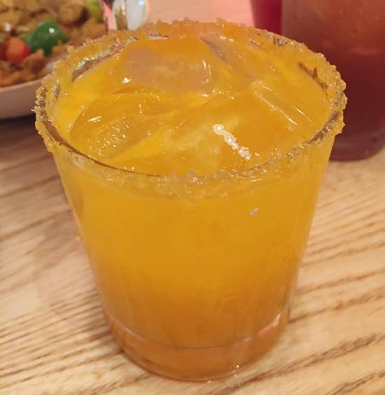 Hawkers birthday drinks - Tang-arita