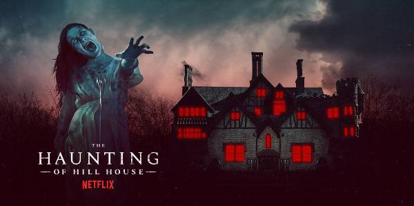 The Haunting of Hill House Maze Coming to Universal Orlando's Halloween Horror Nights 2021
