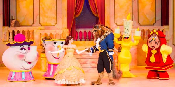 Beauty and the Beast – Live on Stage at Disney's Hollywood Studios at Walt Disney World
