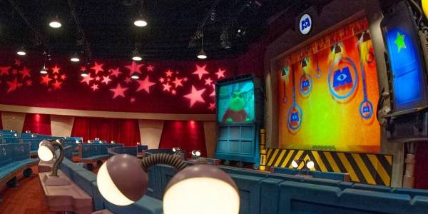 Monsters, Inc. Laugh Floor at Magic Kingdom at Walt Disney World