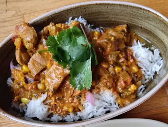 Cafe Tu Tu Tango - Butter Chicken Tikki Masala