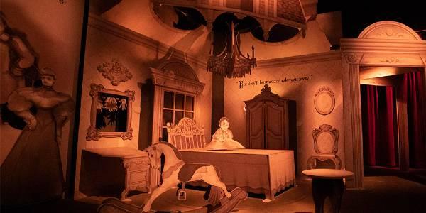 Halloween Horror Nights - Revenge of the Tooth Fairy