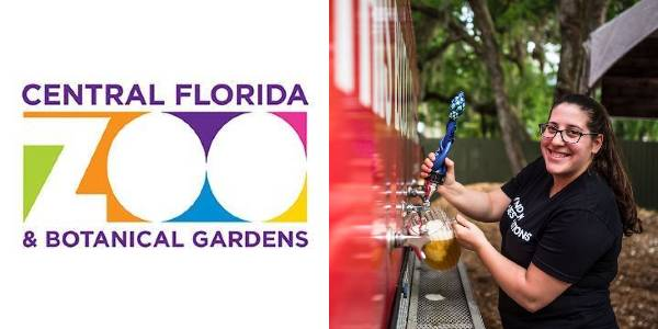 Central Florida Zoo Hosts Brews Around the Zoo