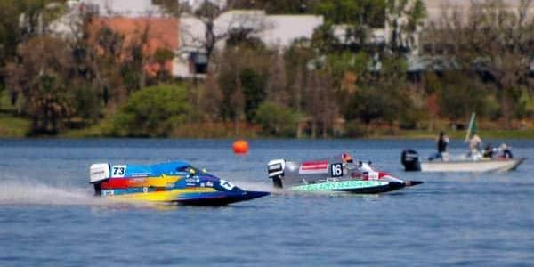 The Orange Cup Regatta in Lakeland